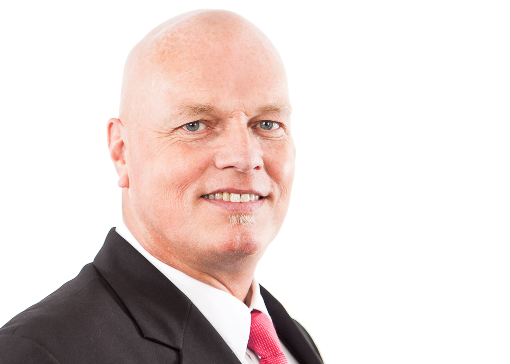 Martin de Wid is mede-oprichter van incassobureau De Incassoprofessionals in Amsterdam